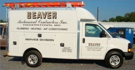 beaver mechanical logo