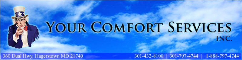 Your Comfort Services Logo
